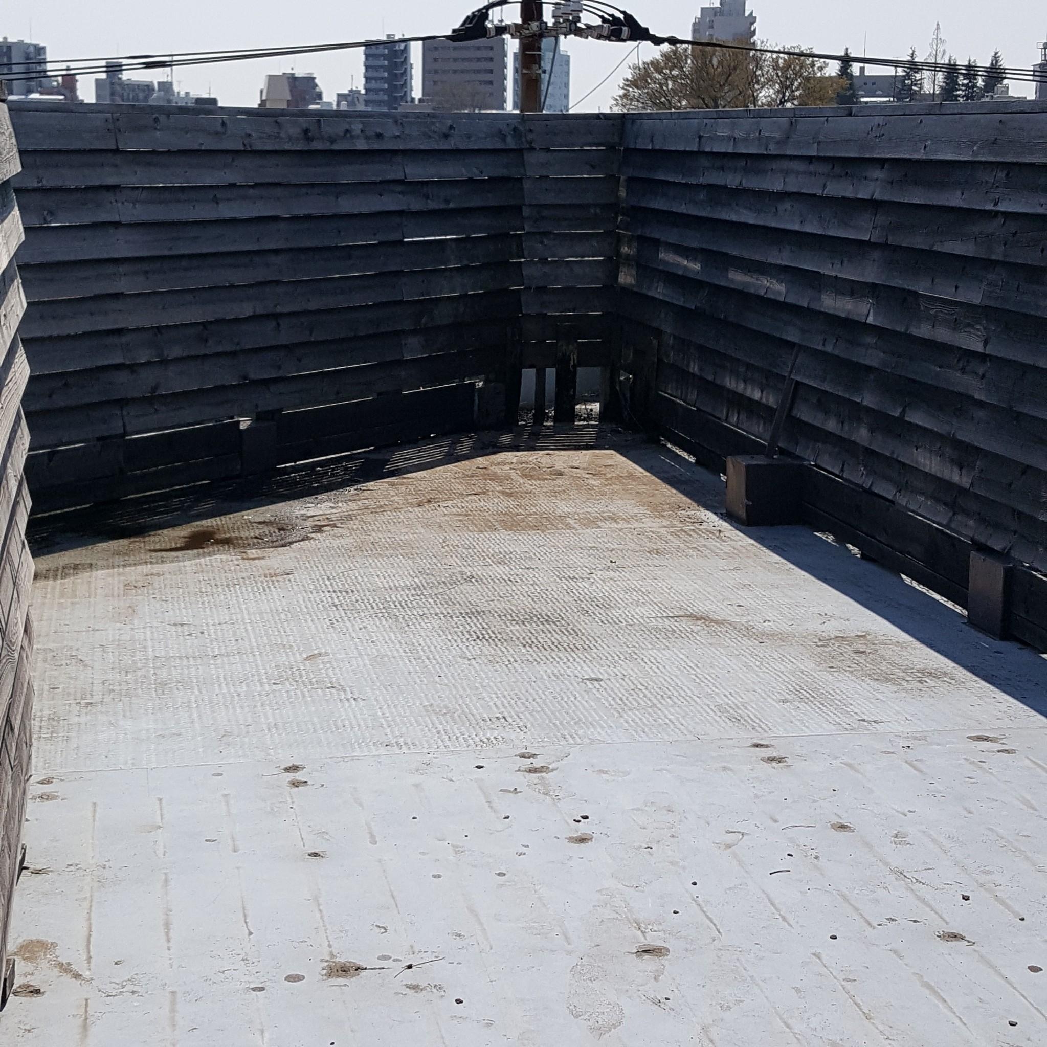 川崎市中原区 ベランダの不用品回収と掃除