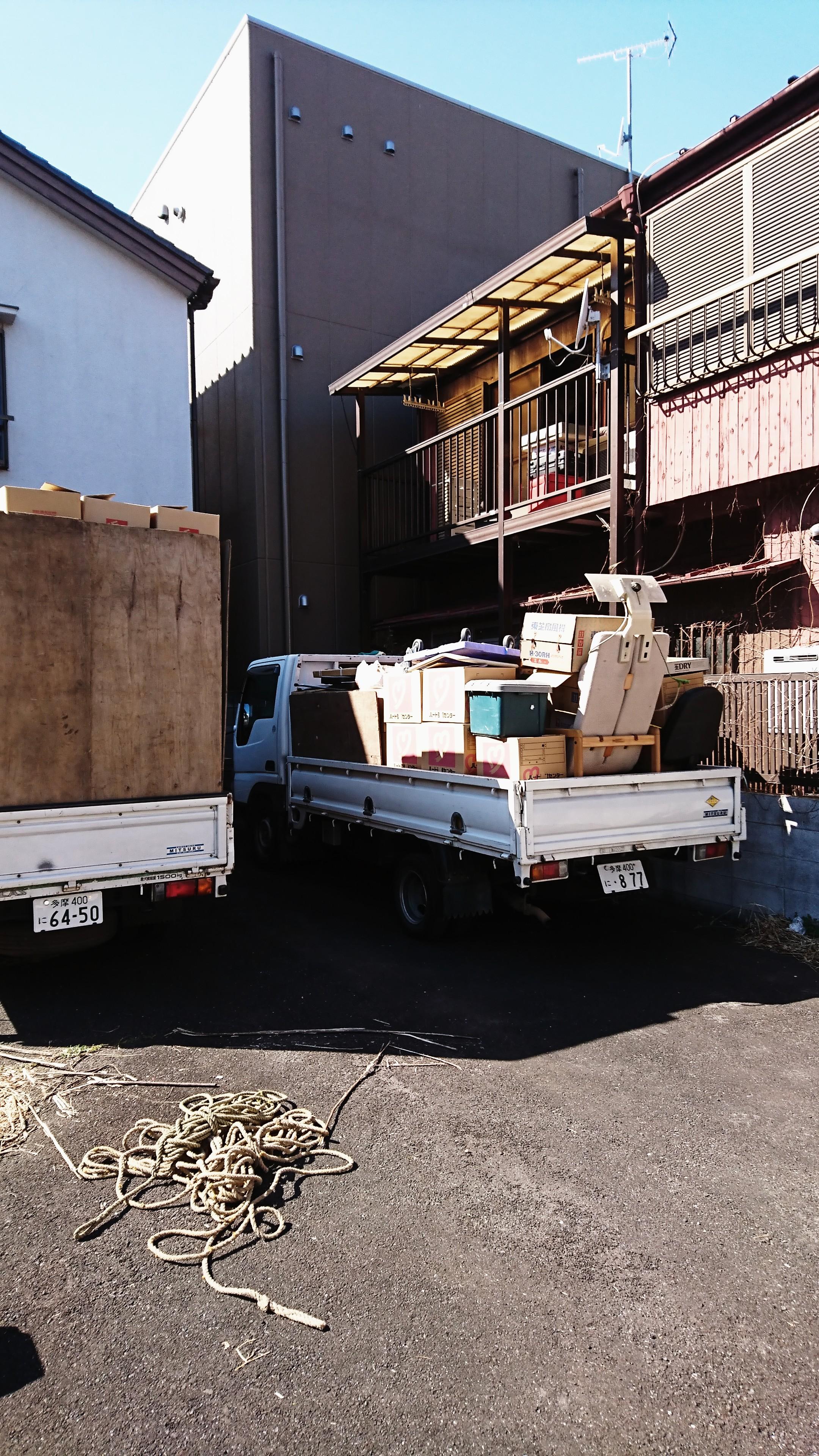 大和市 戸建て 不用品回収 全て
