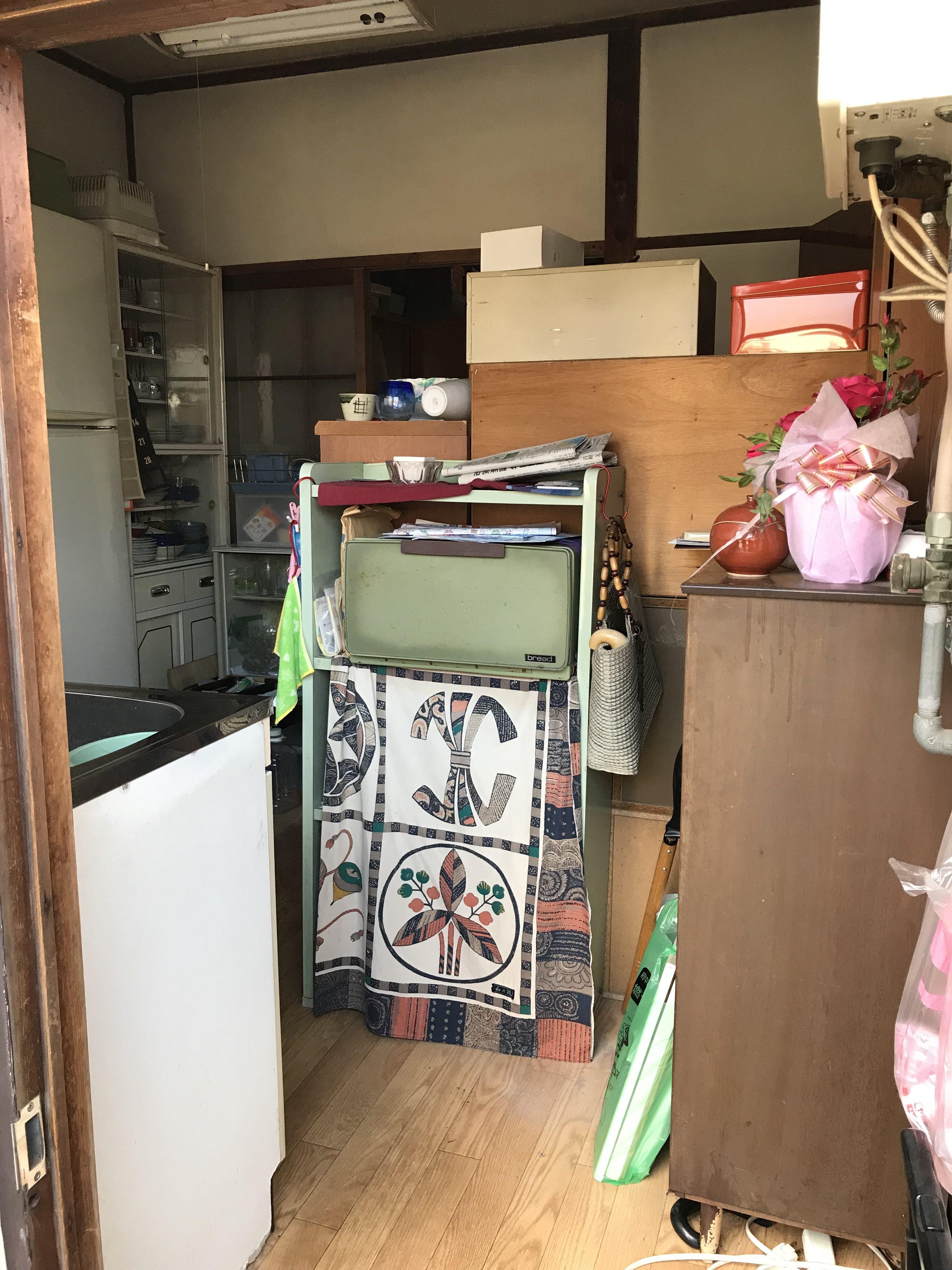 ⼩田原市 アパート 片付け