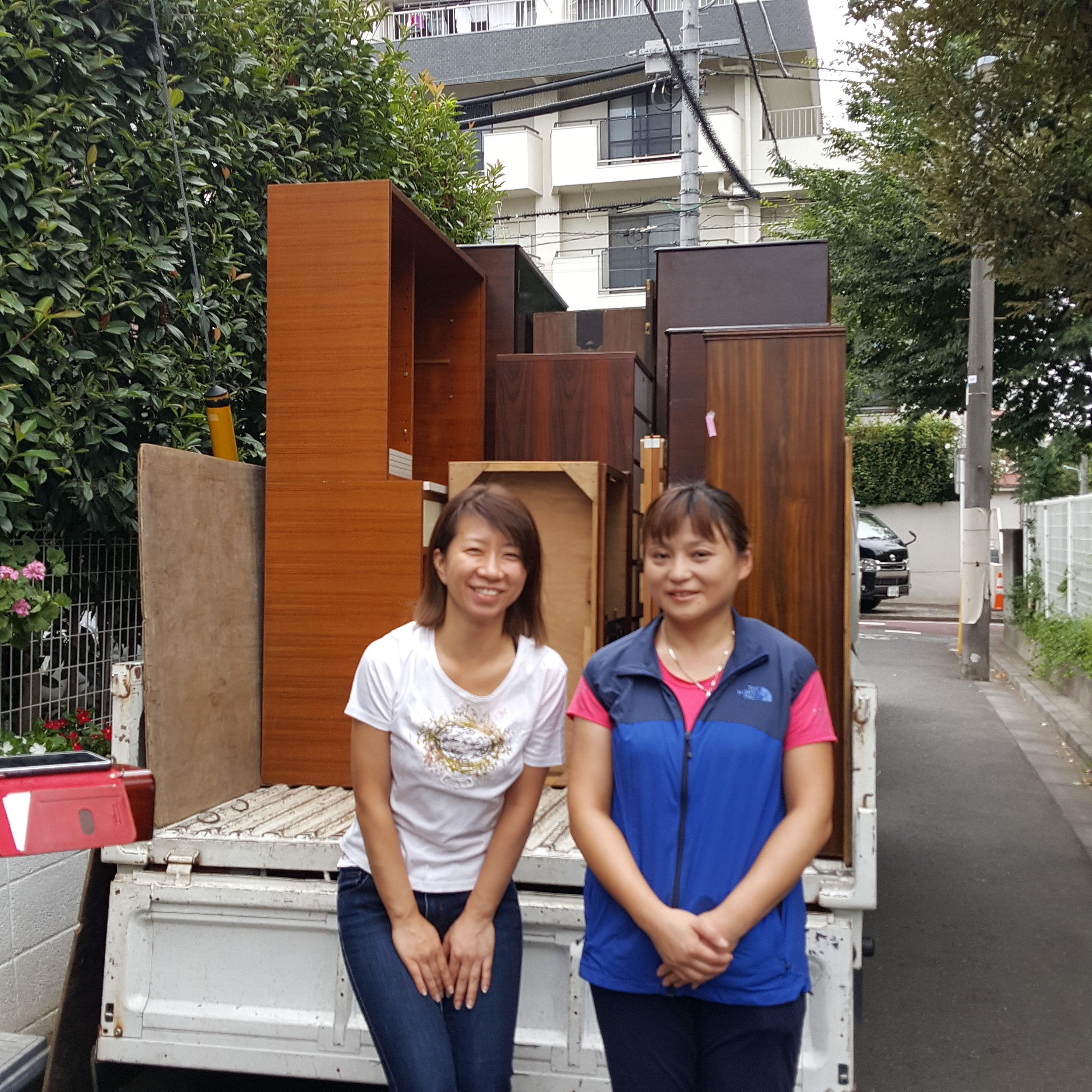 横浜市保土ケ谷区 家具の回収