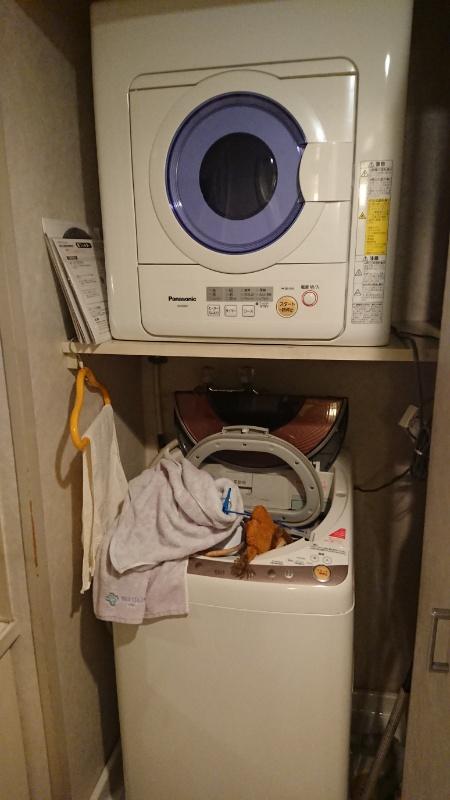 川崎市宮前区 洗濯機取り外し 不用品回収