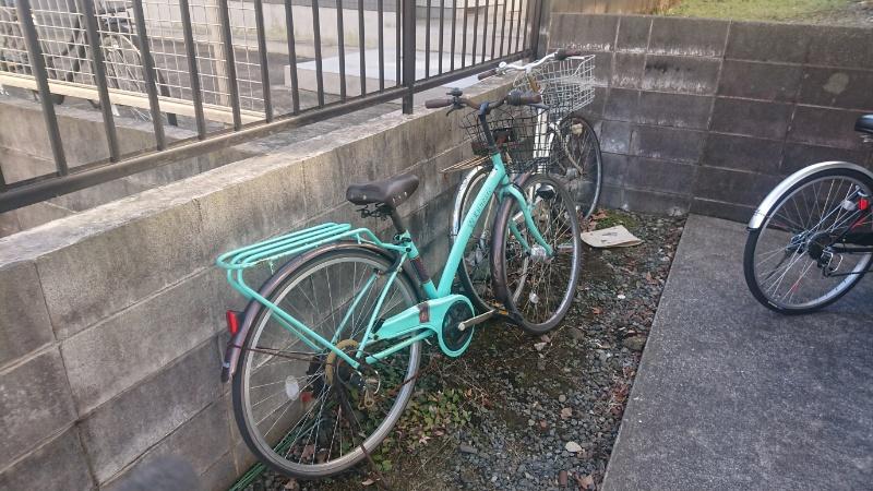 横浜市 青葉区 自転車回収