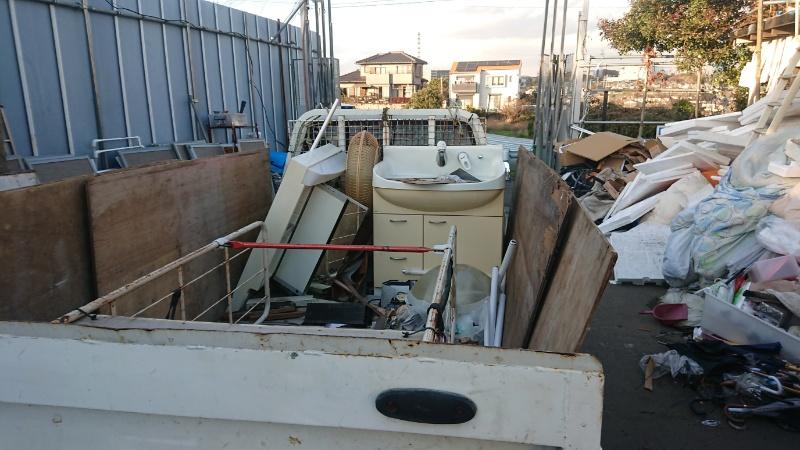 横浜市 緑区 不用品、産業廃棄物回収