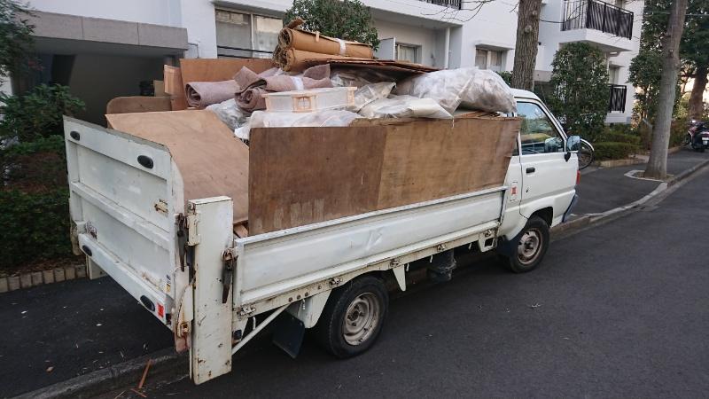 横浜市都筑区 不用品回収 片付け