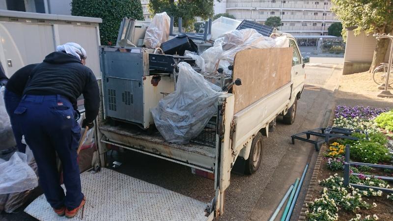 横浜市 旭区 産廃回収