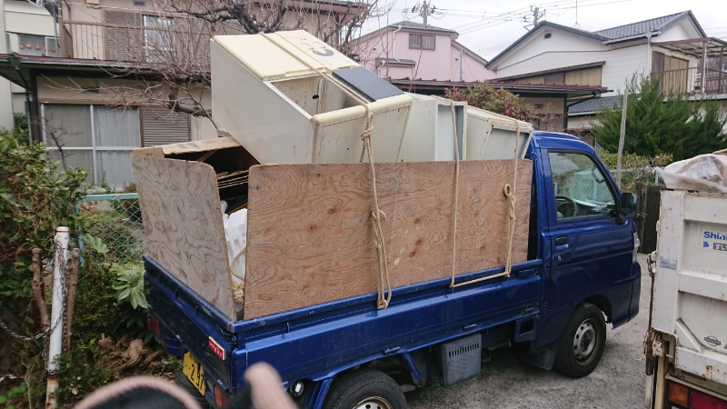 横浜市 神奈川区 産業廃棄物回収処分