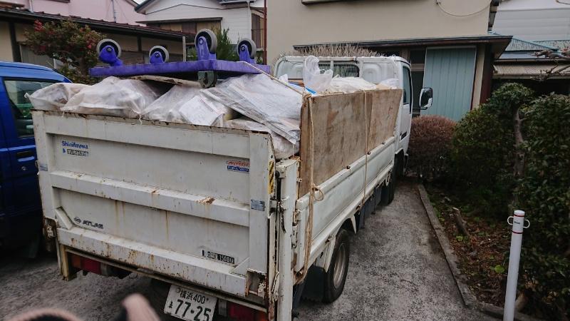 横浜市 神奈川区 産業廃棄物回収