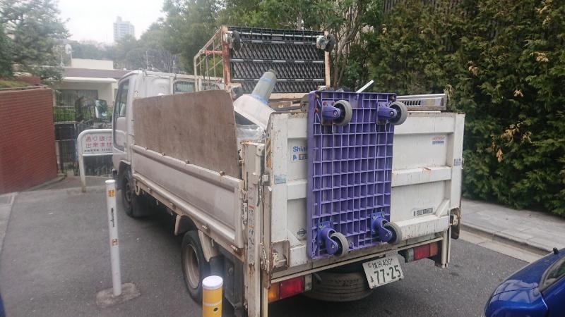 川崎市 宮前区 産業廃棄物回収