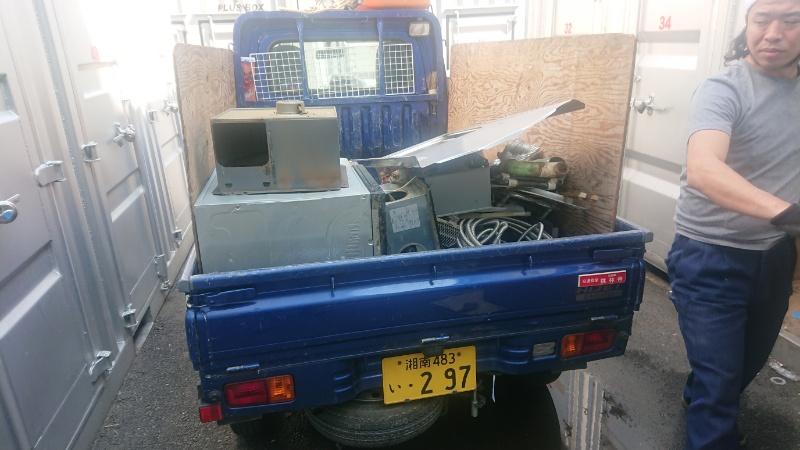 横浜市 青葉区 産廃回収 不用品回収