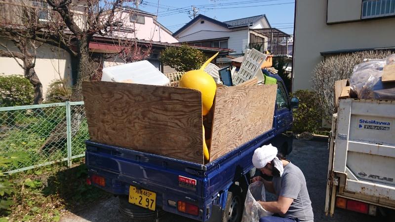 横浜市 緑区 不用品回収
