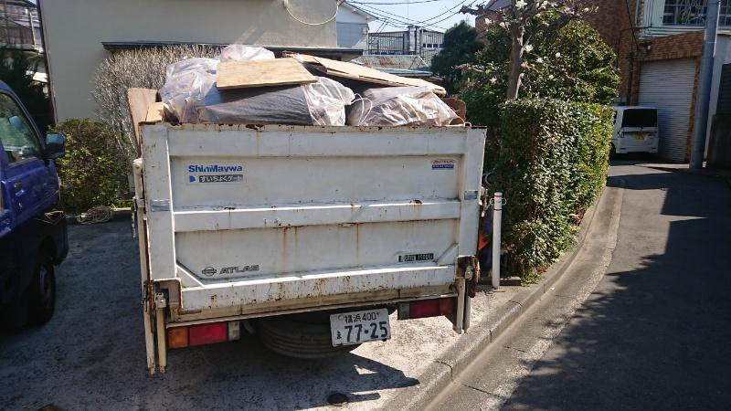 横浜市 緑区 産業廃棄物回収 不用品回収