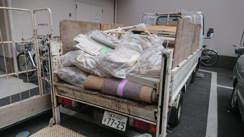 横浜市 青葉区 不用品回収