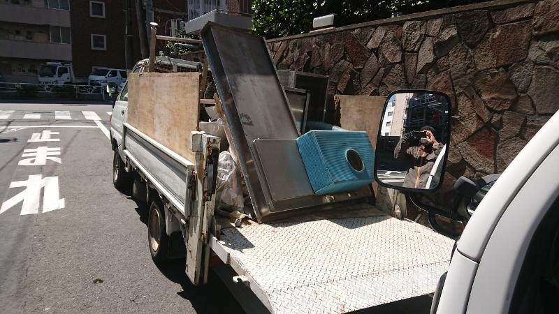 横浜市 港北区 不用品回収 産廃回収