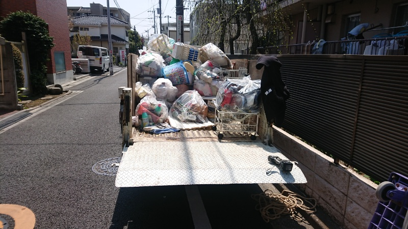 横浜市 港北区 不用品回収