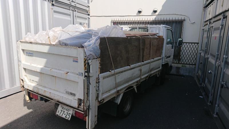 横浜市 青葉区 不用品回収 産廃回収