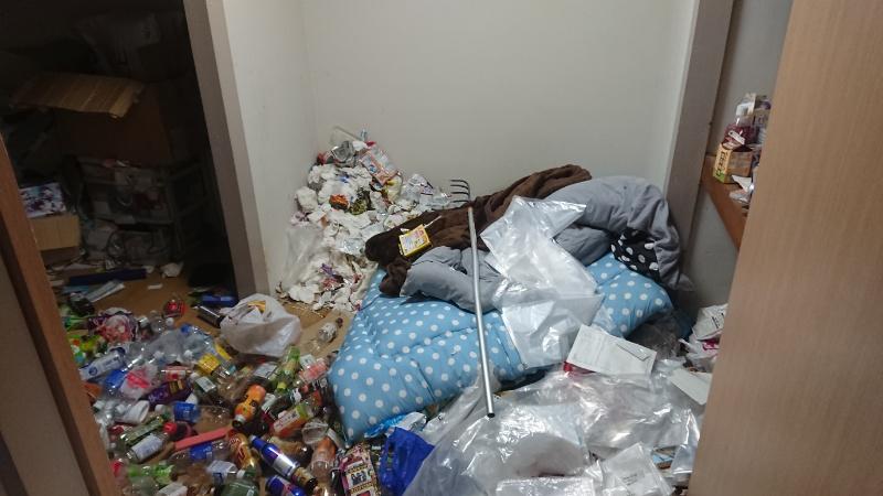 横浜市 港北区 不用品回収 ゴミ屋敷片付け