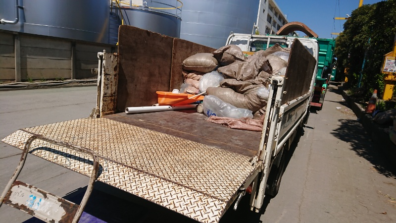 横浜市 緑区 不用品回収 産廃回収