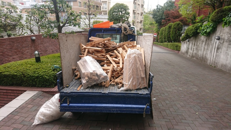 横浜市 緑区 産廃回収 不用品回収