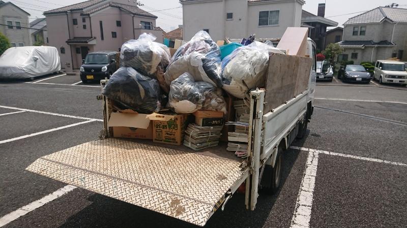 横浜市 港北区 不用品回収 遺品整理