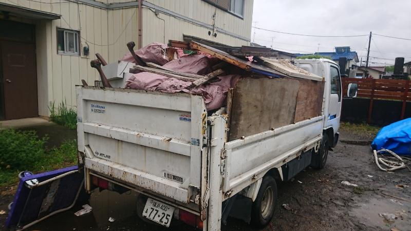 横浜市 港北区 産廃回収 不用品回収