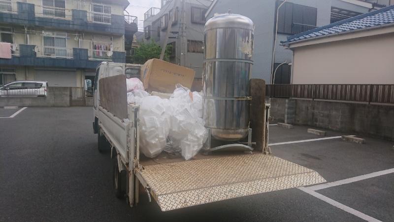 横浜市 都筑区 不用品回収 産業廃棄物回収